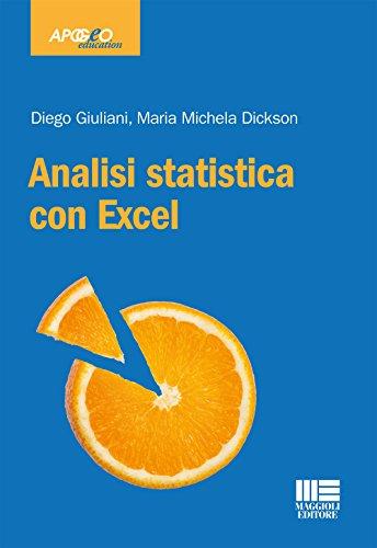 Analisi statistica con Excel