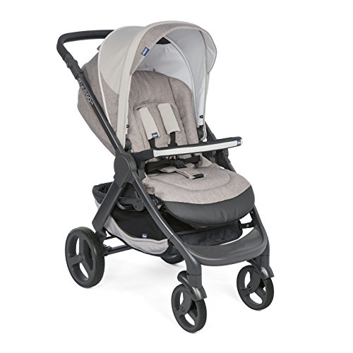 Chicco 00079759140000 Kinderwagen Stylego Up Crossover, beige