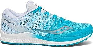 Saucony Freedom ISO 2 Women 6.5 Blue | White