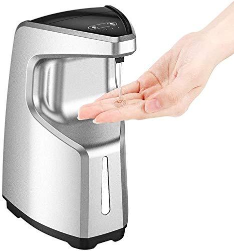 LCSD Dispensador de jabón automático dispensador de jabón, dispensador de líquido sin contacto manos libres, largo tiempo de espera, IPX6 impermeable, capacidad de 15 onzas AAA