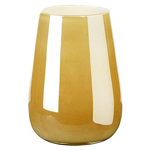 Lambert Porto Vase H30 D 22 cm Groß Sunrise/Metallic