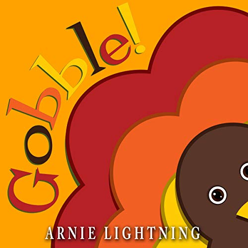 Gobble! audiobook cover art