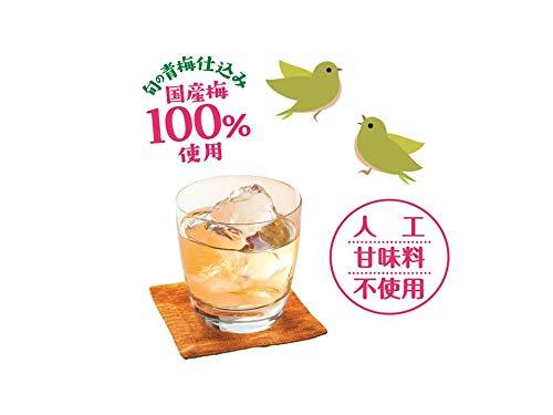 合同酒精あっさり梅酒[1000ml]
