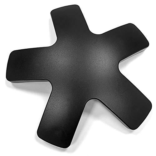 Maxi Cosi Radkappe für Mura Vorderrad (3+4) - Schwarz