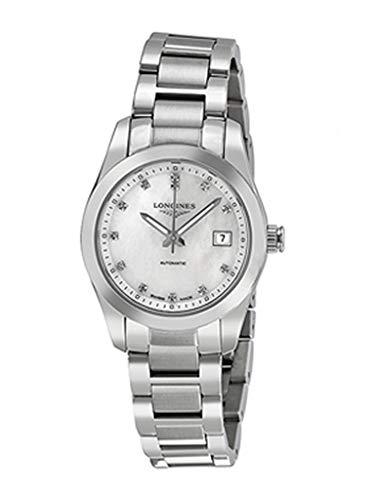 Longines Longines Eroberung Classic Automatisch Mutter von Pearl Zifferblatt Edelstahl Stahl Damen Watch L22854876
