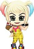 Figura Coleccionable Harley Quinn (Versión de Cierre y Carga) de Hot Toys Cosbaby Series - Birds of Prey