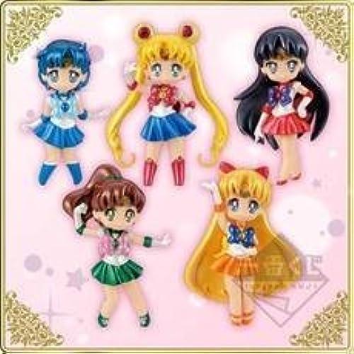 Die meisten Lotterie Sailor Moon  Leben mit Sailor Moon  E Auszeichnung gesammelt Zahlen  Perlen-Art  alle fuenf Saetze