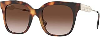 Burberry BE4328 Evelyn Square Sungl for Women + FREE Complimentary Eyewear Kit