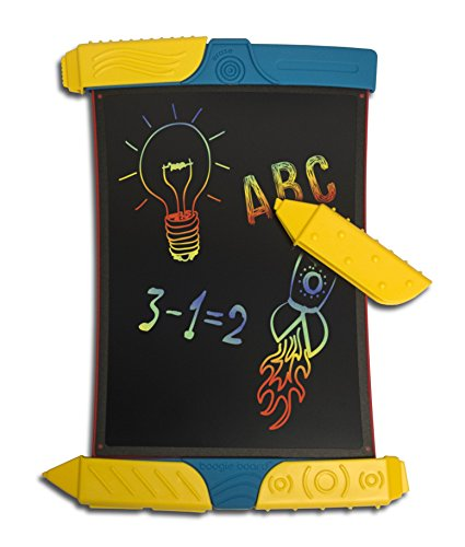 Boogie Board J3SP10001 Scribble and Play Color LCD Writing Tablet