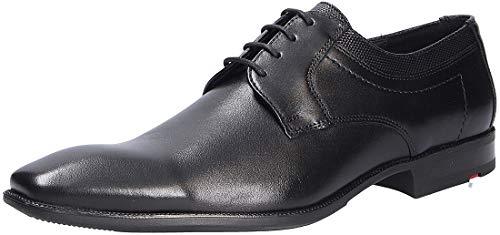 LLOYD Herren Lacour Uniform-Schuh, Schwarz (SCHWARZ), 46.5 EU