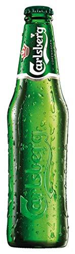 Carlsberg - Bier 5,0% Vol. - 12x0,33l inkl. Pfand