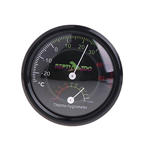 siwetg Vivarium Terrarium Thermometer Thermo-hygrometer vochtmeter