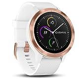 Garmin Vivoactive 3 GPS-Fitness-smartwatch, Weiß/Rosegold, M