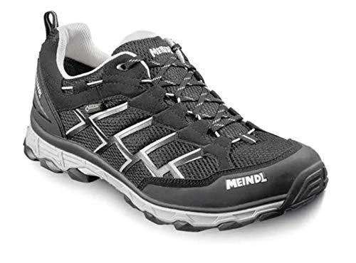 Meindl Activo GTX Men Größe UK 8 schwarz-Silber