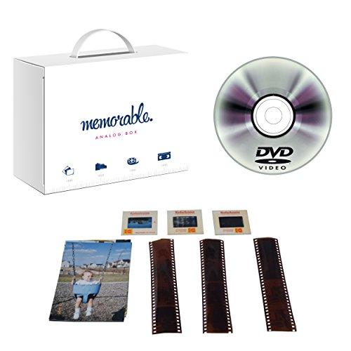 Memorable Image Scanning Service (Photos, Slides, Negatives) to DVD - 10 Photos