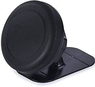 Magnetic Phone Car Mount, ShowOff Magnetic stick on Mount Phone Car Mount Holder for Smartphones and Electronics