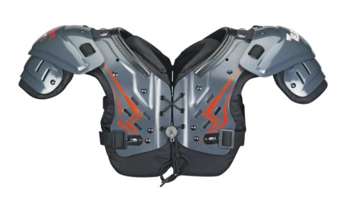 Wilson Youth TDY Velocity Shoulder Pads, X-Small
