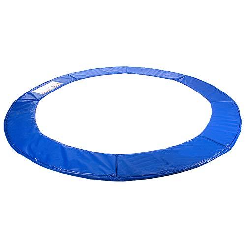 Kinetic Sports Randabdeckung für Garten-Trampolin mit ca. Ø 250 cm, Breite 26cm, UV beständig, reißfest, Outdoor und Indoor geeignet, BLAU