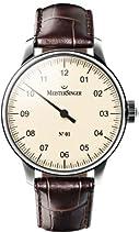MeisterSinger Einzeigeruhren No 01 AM3303