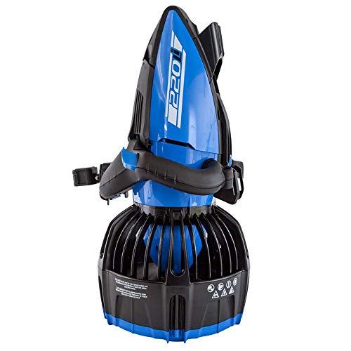Unterwasser Scooter Yamaha 220Li schwarz/blau Bild 2*