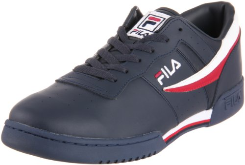 Fila Men's Original Fitness, Navy/White/Red 9 M US