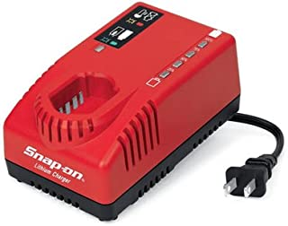 SNAP ON TOOLS CTC772 Charger, Battery, MicroLithium, 7.2/14.4 V, 3.0 Amp