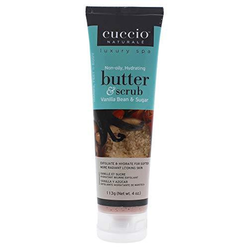 Tube gommage à la vanille et au beurre de sucre 113,4 g