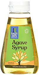 Crazy Jack Agave syrup comes from a cactus like plant that is native to Mexico Agave is intensely sweet and has a mild flavour It makes an excellent alternative to sugar, honey, maple syrup and artificial sweeteners in baking and in drinks Organic fa...