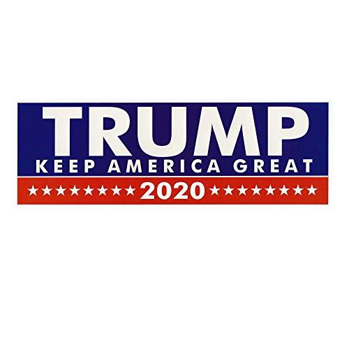 Trump Blue Red Keep America Great 2020 MAGA Window Decal Bumper Sticker (10)