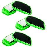 NICERE Recambios de Partes de aspirador Accesorios Kit Piezas Hepa Filtros de polvo para Rowenta RO535301 ZR005701, 6 unids
