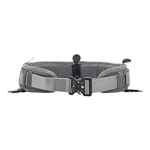 Cinturón tejido elástico trenzado Colgante multifuncional Armario rápido del ejército del ejército del ejército de los hombres y las mujeres Entrenamiento de los hombres Para desplazamientos y uso dia
