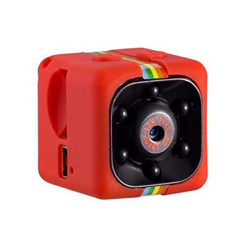 YXDS Mini cámara inalámbrica para el hogar 1080P 200Mah Detección de Movimiento Seguridad para el hogar Night CAM