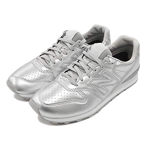 [ニューバランス] NEWBALANCE WL996 ALS シルバー レディース スニーカー シューズ 靴 (24.0 cm) [並行輸入品]