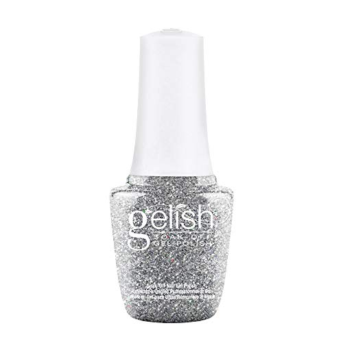 Gelish Mini Am I Making You Gelish? Soak-Off Gel Polish, 0.3 oz.