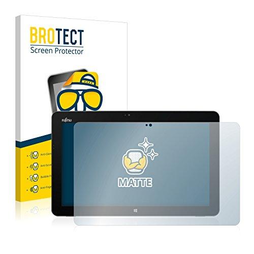 BROTECT Entspiegelungs-Schutzfolie kompatibel mit Fujitsu Stylistic R726 Bildschirmschutz-Folie Matt, Anti-Reflex, Anti-Fingerprint