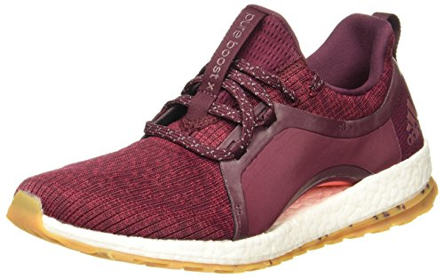 adidas Damen Pureboost X All Terrain Laufschuhe, Rot (Rojnoc/Rubmis/Corsen 000), 37 1/3 EU