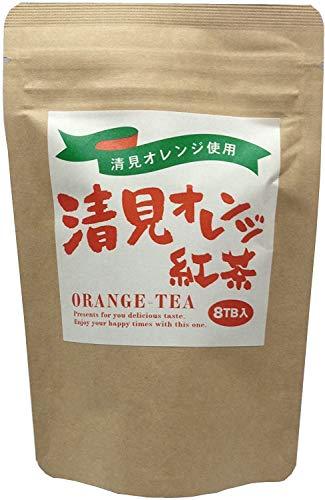 広島県産清見オレンジ紅茶ティーバッグ(2g×50P)