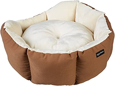 Octagon-shaped Cosy Soft Dog Bed