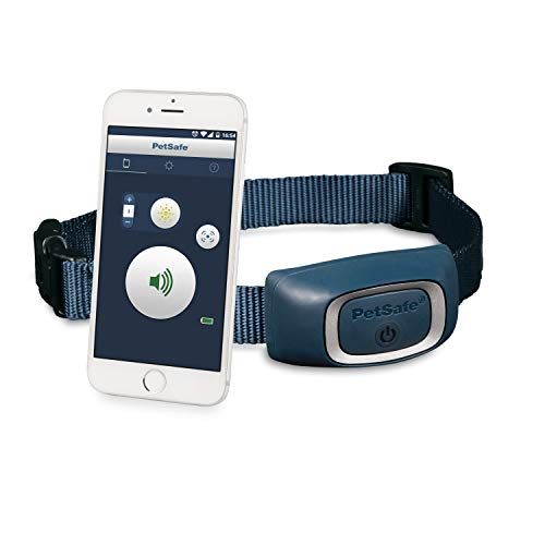 PetSafe SMART DOG Trainer, Uses Smartphone as Hand-Held Remote, Tone, Vibration, 1-15 Levels of Static Stimulation, All-In-One Training Solution, Rechargeable