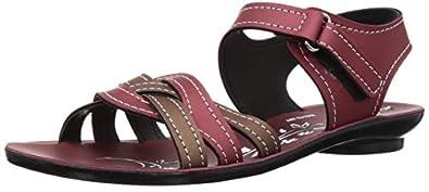 Paragon Women's Cherry Footwear-7 UK/India (41 EU) (A1PU7916LCHR00007G239)