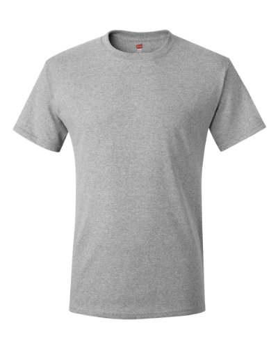 Hanes TAGLESS® T-Shirt 4XL Grey
