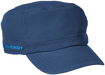 [マムート] ポキオキ ソフト シェル キャップ ユニセックス 1090-04270 Marine EU S-M-(日本サイズM相当)