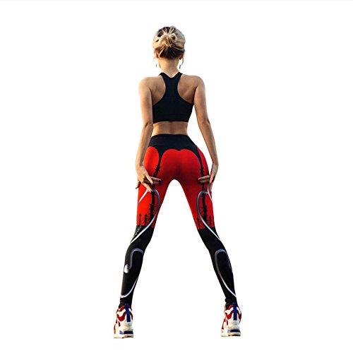 Femme Taille Haute Ventre Contrôle Extensible UK Pantalon Yoga Leggings Modal Comfy doux