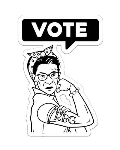 RBG Vote Sticker (6 Pack)