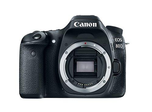 Canon EOS 80D Digitale Spiegelreflex-Kamera
