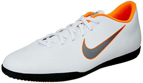 Nike Mercurial Vapor X 12 Club IC AH7385 107, Botas de fútbol Unisex Adulto, Multicolor (Indigo 001), 39 EU