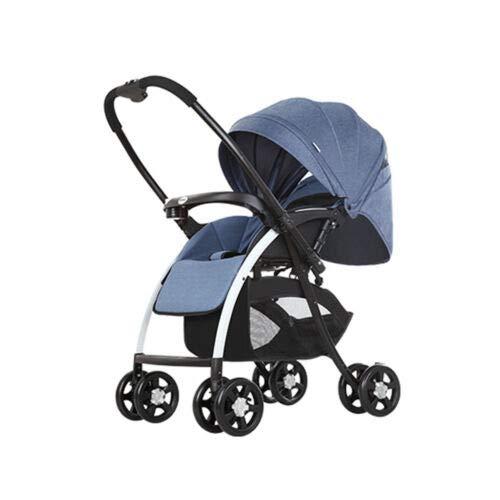 Baby Kombikinderwagen Faltbar Kinderwagen Babywagen Buggy Sportwagen Buggy Baby Babywagen Standardkinderwagen Leichte Sitzbuggys Reisesysteme, Geeignet FüR 0~3 Jahre Alte Babys