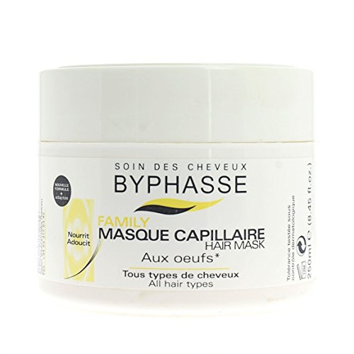 BYPHASSE - Masque - Aux oeufs - 250ml