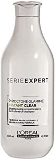 L'Oreal Paris ProfessionnelSerie ExpertCleanse and Control Instant Clear Anti Dandruff Shampoo 300 ml