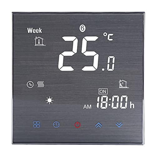 Pilvnar Termostato Inteligente WiFi para Calentamiento de...